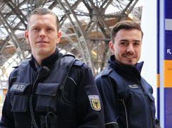 Achtung Kontrolle! Wir kümmern uns drum Staffel 2020 Folge 207: Ladendiebstahl lohnt sich nicht! - BuPo Hamburg HBF