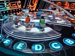 Buchstaben Battle Staffel 02 Folge 40: Nilam, Rami, Oliver versus Janin, Katharina, Wilson Gonzalez